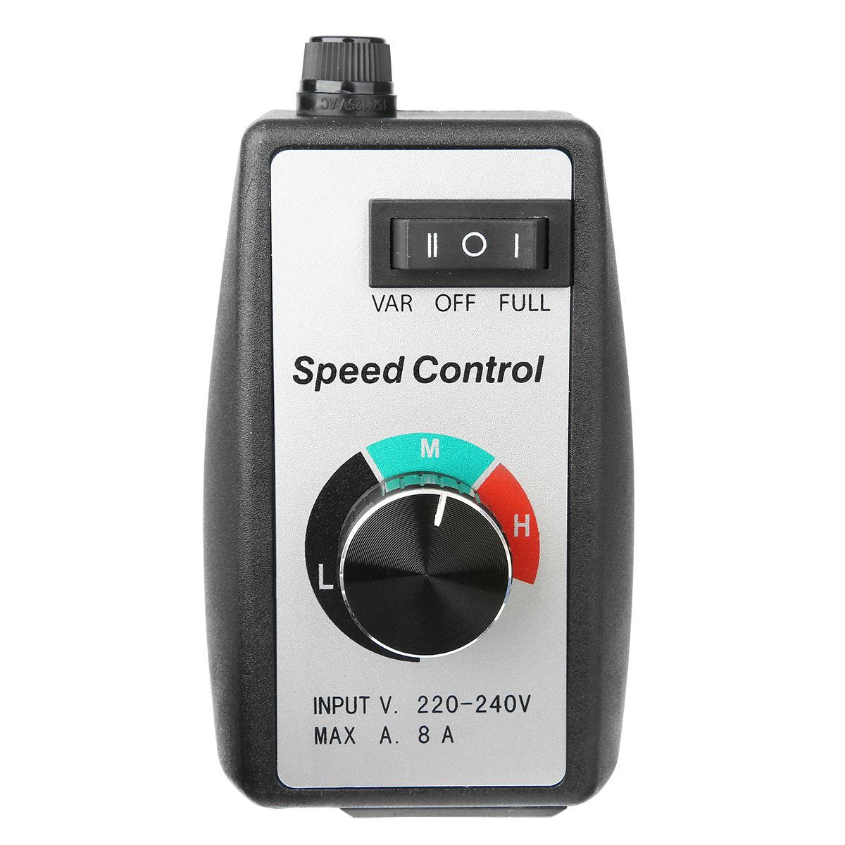 220-240V 8A Router Speed Control Elektrische Motor Rheostat Variable Geschwindigkeit Motor Controller Beleuchtung Fans Power Werkzeuge Zubehör