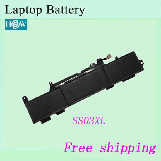 11.55V 50Wh SS03XL cho laptop Cho HP 730 735 740 745 830 840 846 ZBOOK14U G5 Pin