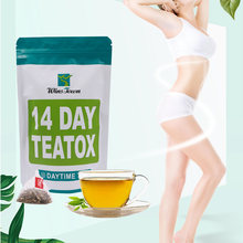 14 Days 100% Pure Natural Detox Teatox,Colon Cleanse Fat Burn Weight Loss Tea,Tea Belly Anti Cellulite Slimming Products