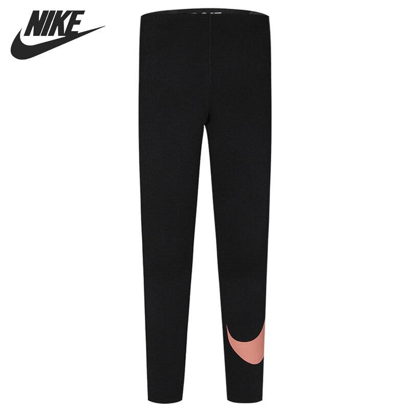 Original New Arrival  NIKE Nike Sportswear Leg-A-See Women's  Pants Sportswear