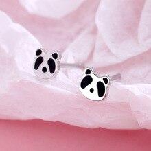 Todorova Cute Panda Stud Earrings For Women Lovely Animal Earrings Cartoon Bear
