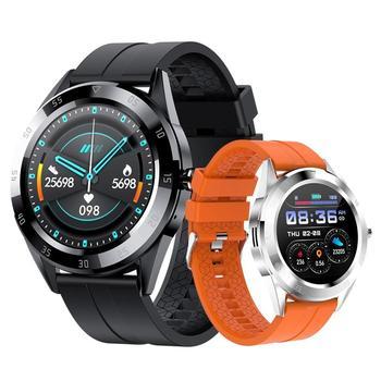 Y10 Men Women SmartWatch Waterproof Heart Rate Blood Pressure Monitor Monitoring Health Fitness Tracker Smart Watch