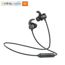 Harman Infinity Draadloze Oortelefoon BT5.0 Hals Gemonteerde Sport Hoofdtelefoon I200BT Ultra-Lange Levensduur Batterij Met Ruisonderdrukking Microfoon