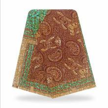 Африканская ткань восковая печать высокое качество натуральный