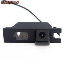 BigBigRoad For Opel Astra H J Corsa D Meriva A Vectra C Zafira B Insignia FIAT Grande Buick Regal Car HD Rear View Camera lyudmila wireless camera for chevrolet astra h corsa c vectra c viva g zafira b car rear view camera hd reverse camera
