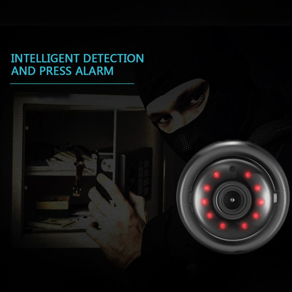 V380 Wireless Mini WIFI IP Camera HD 1080P Smart Home Security Camera Night Vision Network Hd Smart Wireless Camera