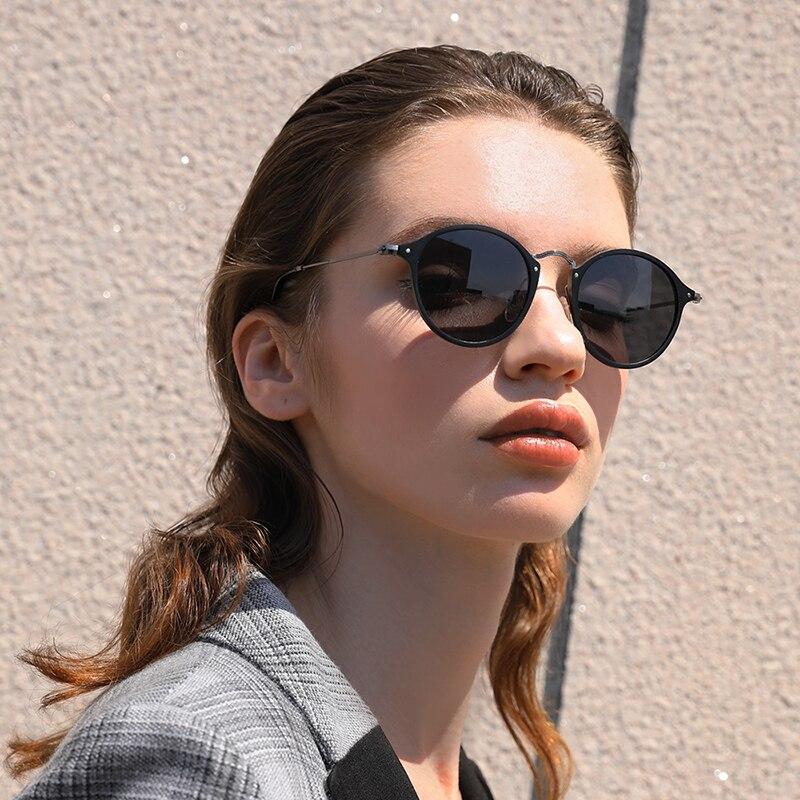 BARCUR Aluminum Vintage Sunglasses for Men Round Sunglasses Men Retro Glasses Male Famle Sun glasses retro oculos masculino 2