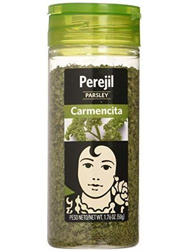 Carmencita Perejil Especias - 50 Gr