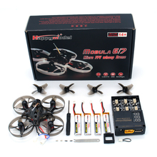 Tinywhoop Drone BNF Crazybee Happymodel Mobula7 V2 Brushless FPV OSD Pro 75mm 2S SE0802