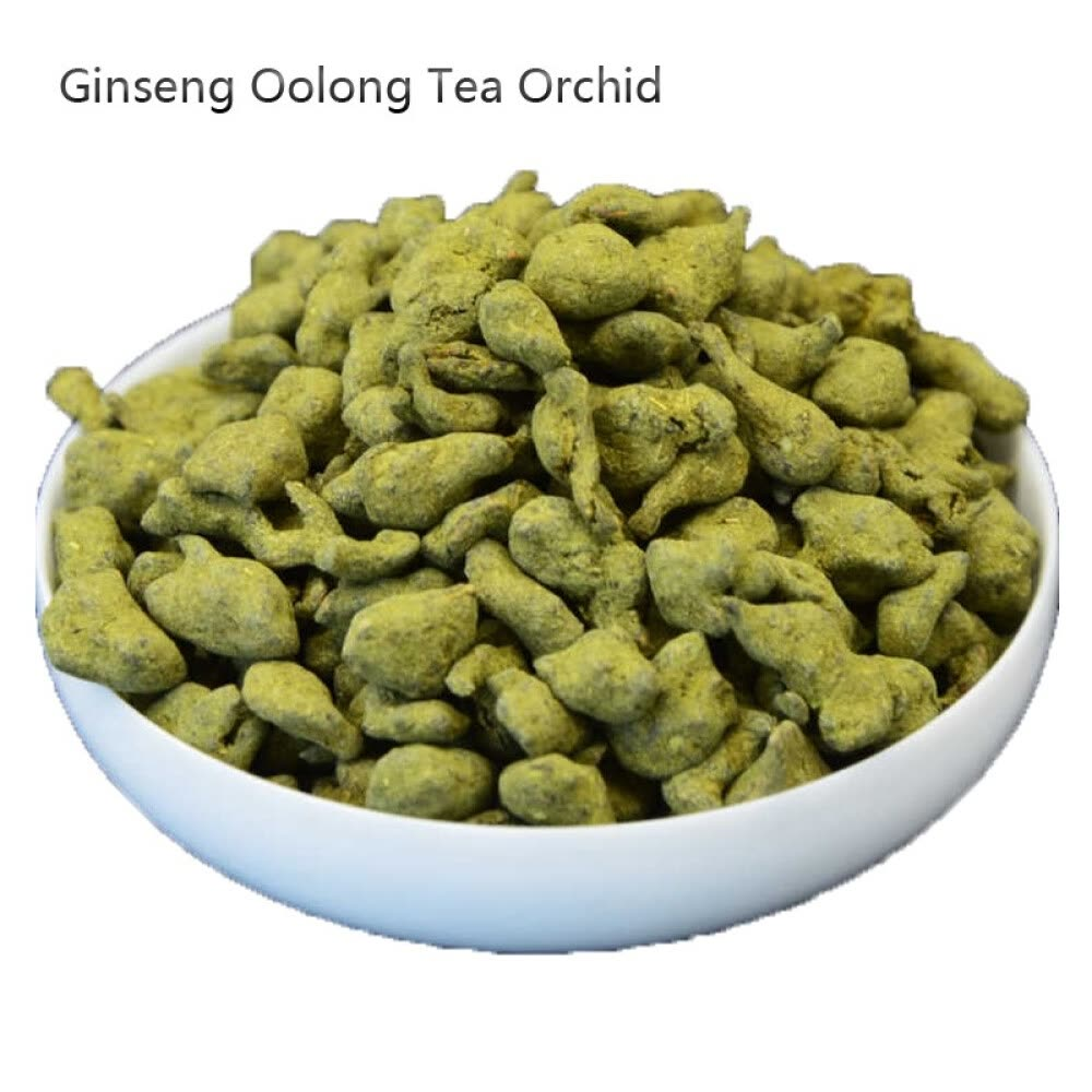 Taiwanese Ginseng Oolong Tea New Tea Orchid Guiren Alpine Tea Health Care Tea 250g Package