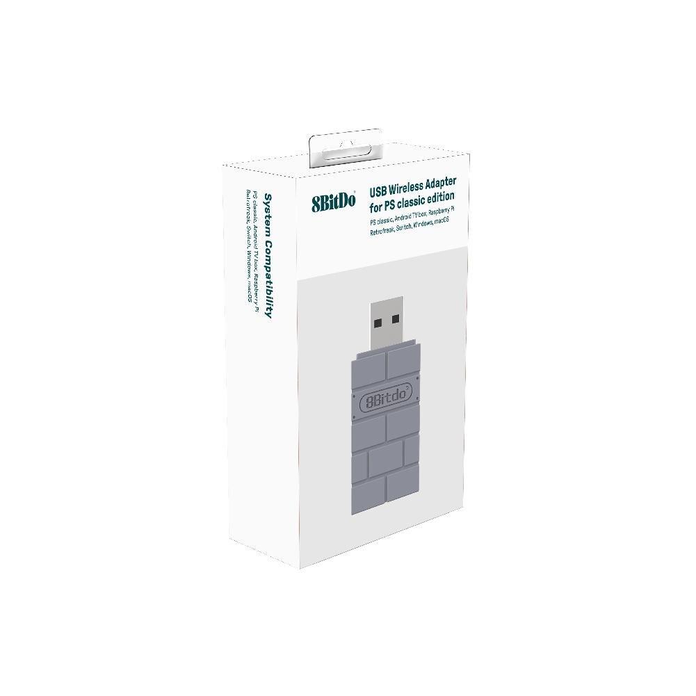 Usb-Adapter-Receiver Console Nintend-Switch 8bitdo Usb Bluetooth Ps3/xbox-One Wireless