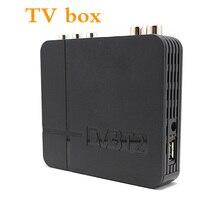 ТВ приставка DVB T2 цифровой ТВ эфирный приемник DVB-T2 MPEG-2/-4 H.264 Поддержка HDMI телеприставка для Европы/России/Коламбия