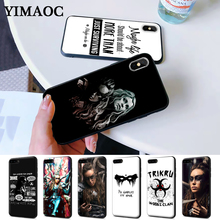 Heda Lexa The 100 TV Show Coque Silicone Case for iPhone 5 5S 6 6S Plus 7 8 11 Pro X XS Max XR