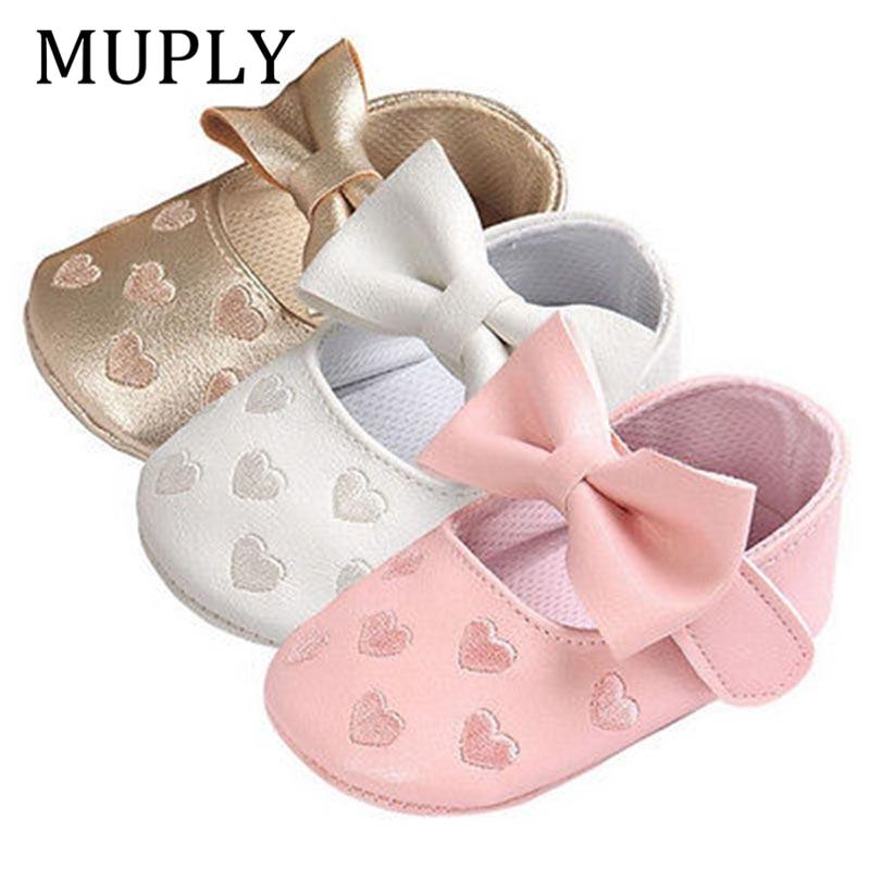 Детские мокасины из искусственной кожи для маленьких мальчиков и девочек; Moccs Shoes; Мягкая нескользящая обувь с бантом и бахромой; Обувь для кроватки 1