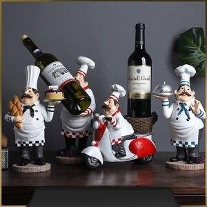 1 шт. винный шкаф для ресторана, шеф-повара, маленькое украшение для гостиной, винный шкаф, украшение для хлебобулочных тортов, витрина для ок...