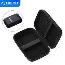 Orico 2.5 Inch Hdd/Ssd Hard Drive Case Hdd Protector Opbergtas Draagbare Externe Harde Schijf Pouch Voor Usb accessoires