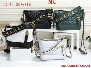 Luxury Designer Brand Chanel- Handbag Shoulder Bags Women Messenger Bag Bolsa Feminina Handbags C43