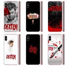 Распродажа сериалов Dexter для Huawei Honor 4C 5A 5C 5X 6 6A 6X 7 7A 7C 7X 8 8C 8S 9 10 10i 20 20i Lite Pro(China)
