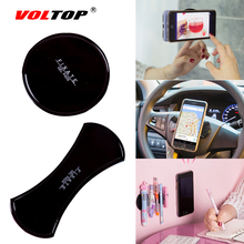 Car Anti-Slip Mat Mobile Phone Key Debris Non-slip Pad Ornaments Strong Paste Accessories Auto Home Office Bathroom
