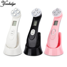 Device Beauty-Machine Skin-Care Radio-Frequency RF Facial Photon Face-Lift LED Tighten