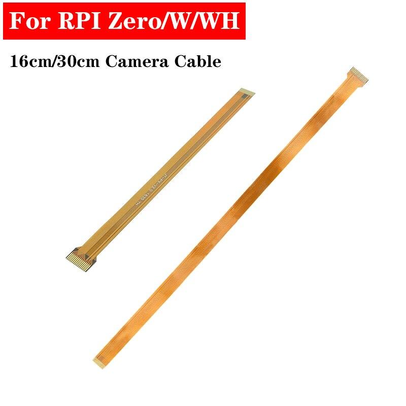 Raspberry Pi Zero Camera FFC Cable 16CM 30CM Cables Ribbon Line For Raspberry Pi Zero V1.3 For Raspberry Pi Zero W WH Camera