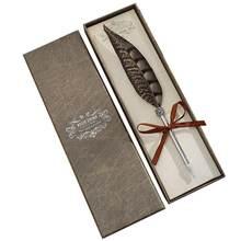 07 мм kawaii Шариковая ручка с пером рулонные шариковые ручки
