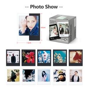 Image 5 - Bộ Máy Chụp Ảnh Lấy Ngay Fujifilm Instax Vuông Phim 30 Tờ Trắng Đen Ngay Bộ Phim Giấy In Cho Máy Ảnh Fujifilm Instax SQUARE SQ20 SQ10 SQ6 Chia Sẻ SP 3 sq