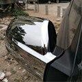 2 шт. ABS хромированное зеркало заднего вида Накладка/зеркало заднего вида украшение для Hyundai Tucson 2009-2014 Автомобильный Стайлинг