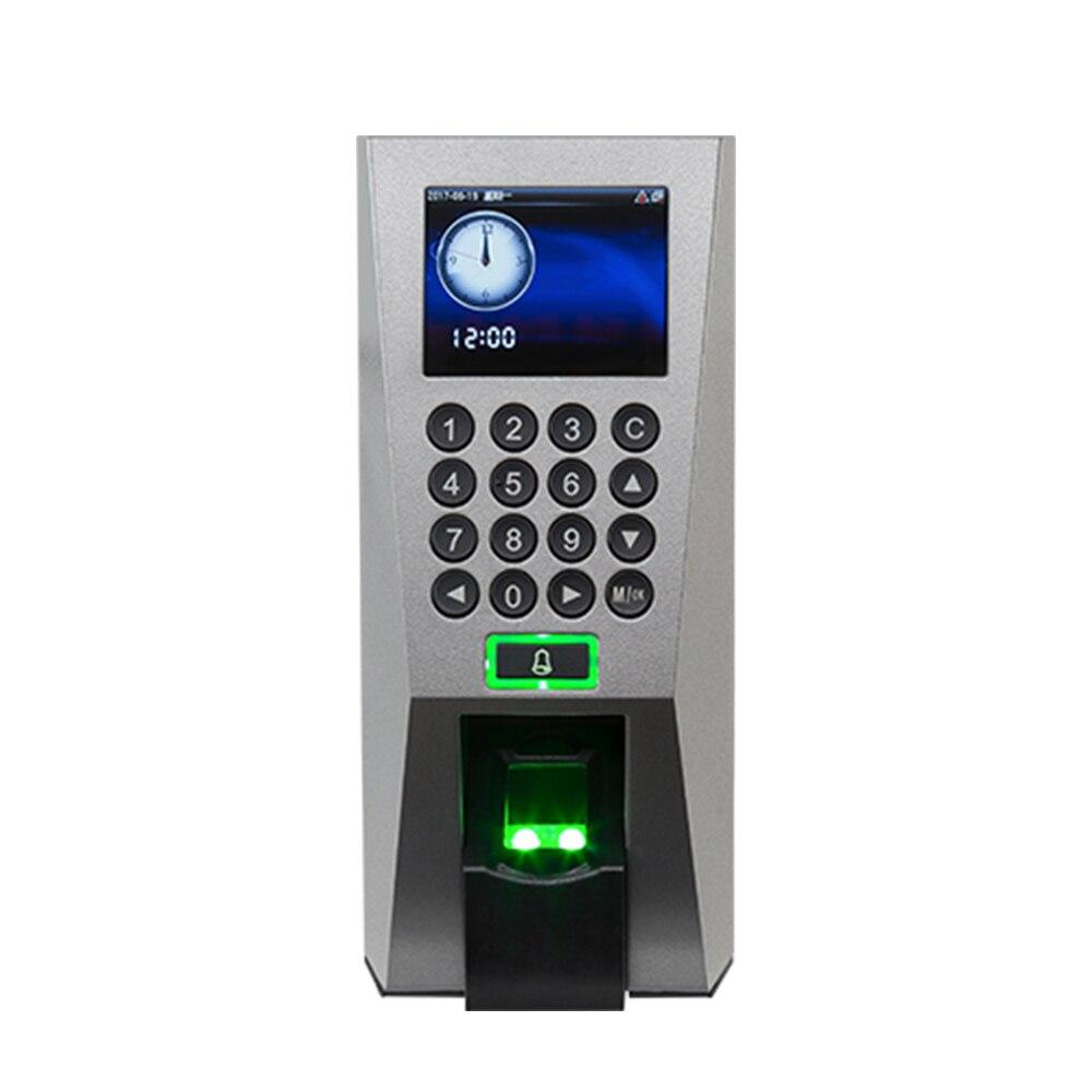 Система доступа к дверям F18, TCP/IP контроль доступа по отпечатку пальца и система контроля доступа к времени, бесплатное программное обеспече...