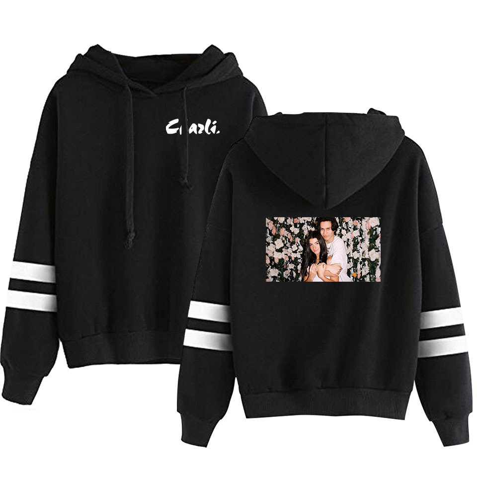 2020 Charli DAmelio Merch Hoodie Men/Woman Hooded Sweatshirts Kawaii Oversized Harajuku Hip Hop Hoodies Male/Female Funny Clothes From Qackwang, $35.41 | DHgate.Com