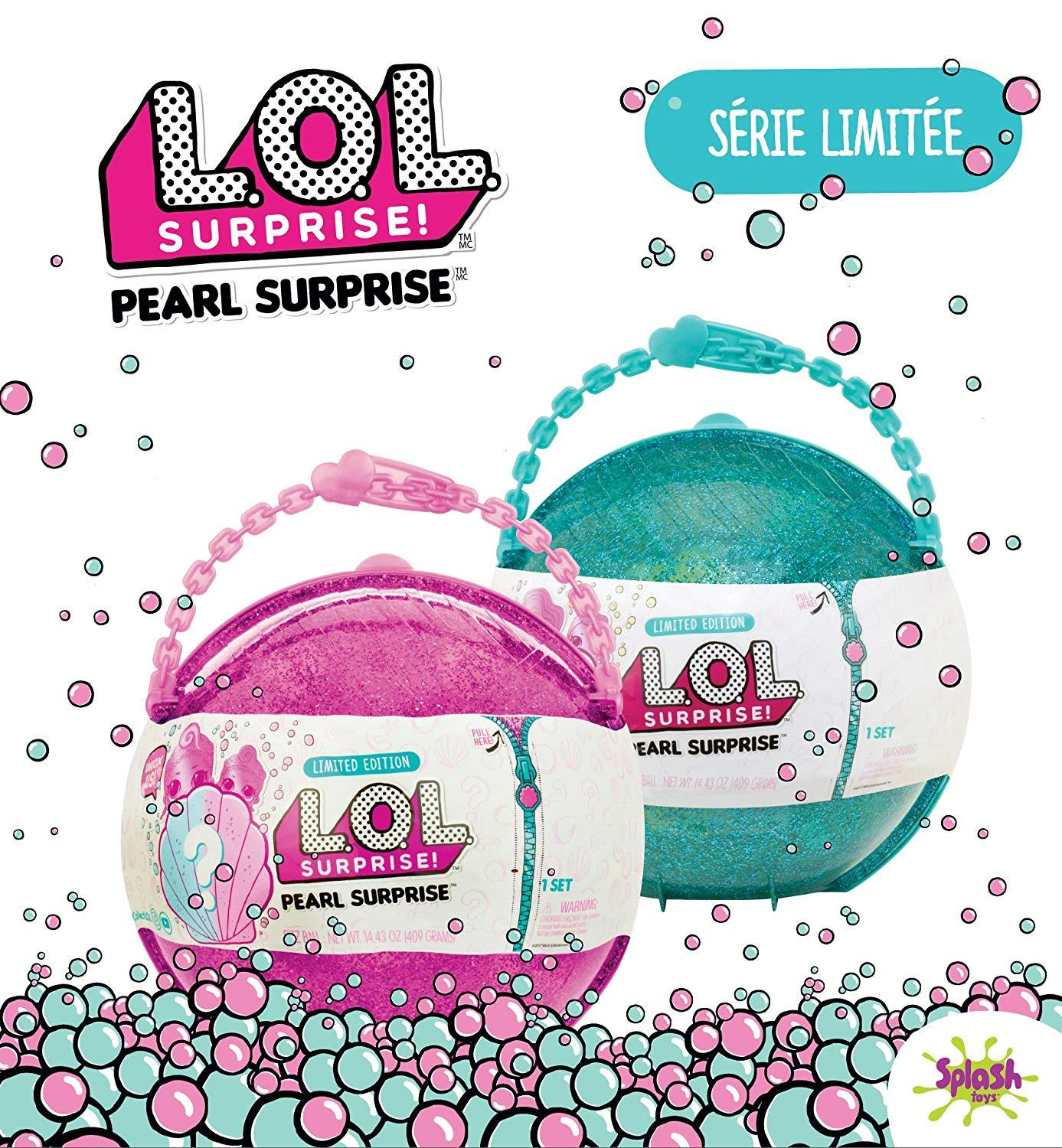 Surprise L.O.L Pearl Style 2 Unwrapping Toy