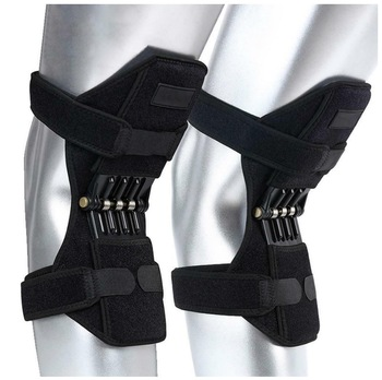 Knee Protection Booster Power Joint Support Knee Support Knee Brace Power Lift Rebound Spring Force Knee Booster  Knee Protector