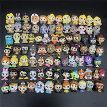 model toy Doorableses moana stittch Elsa Anna Monster University Toy Story big eyes toys gifts for children