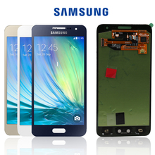 NEUE ORIGINAL 4.5 Ersatz Display für SAMSUNG Galaxy A3 2015 LCD A300 A300H A300F A300FU Touchscreen Digitizer