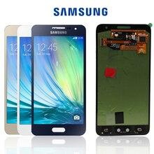 Novo original 4.5 display display substituição display para samsung galaxy a3 2015 lcd a300 a300h a300f a300fu digitador da tela de toque