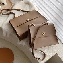 Burminsa винтажный большой портфель для офиса женская сумка