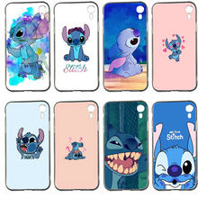 Lilo and Stitch Ohana Sweety Stitch Silicone Soft Phone Accessories Bags for Xiaomi Redmi 3 3S 4 4A 4X 5 5A 6A 7 GO K20 Pro Plus(China)
