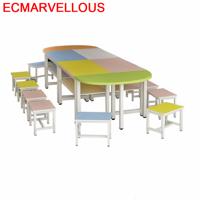 And Chair Tavolo Bambini Silla Y Infantiles Toddler De Estudio Kindergarten Kinder Bureau Mesa Infantil Enfant Children Table