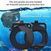 2 шт., Защитные чехлы для объектива Insta 360 One R