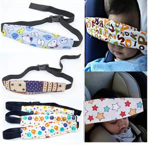 Pillows Playpens Car-Seat-Head-Support Baby Children Sleep Positioner Adjustable Infant