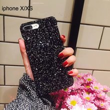 For Apple mobile phone shell silicone soft all-inclusive diamond pattern protective cover practical soft shell for iphone 7
