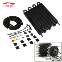 8 Rows Automotive 402 Ultra-Cool Tube and Fin Transmission Cooler
