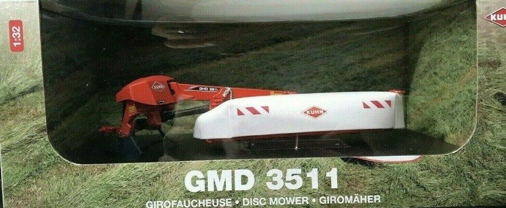 UH-5383 1:32 Kuhn Gmd 3511 Falciatrice дисковая косилка