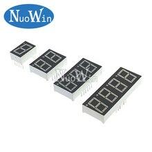 Led-Display Digit-Tube Led 7segment Common-Cathode/Anode Red 1pc 3-Bit/4-Bit