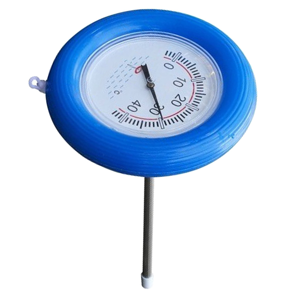 Measurement Floating Tool Plastic Round Accessories Digital Spa Tub Swimming Pool Large Dial Temperature Thermometer Accurate
