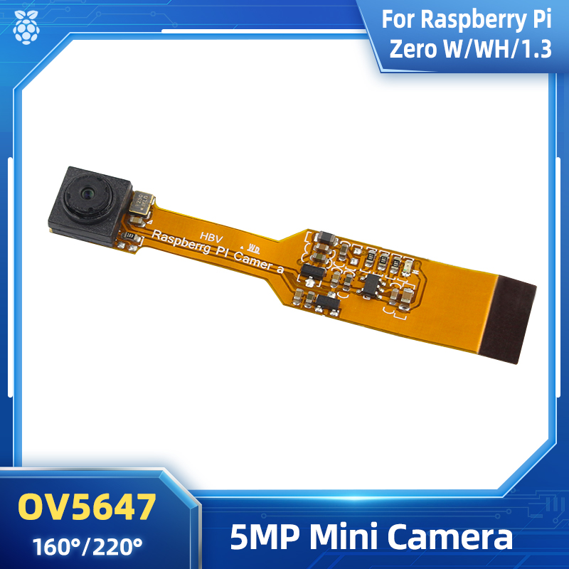 Best Price !! Raspberry Pi Zero Camera Module 5MP Camera Webcam for Raspberry Pi Zero W