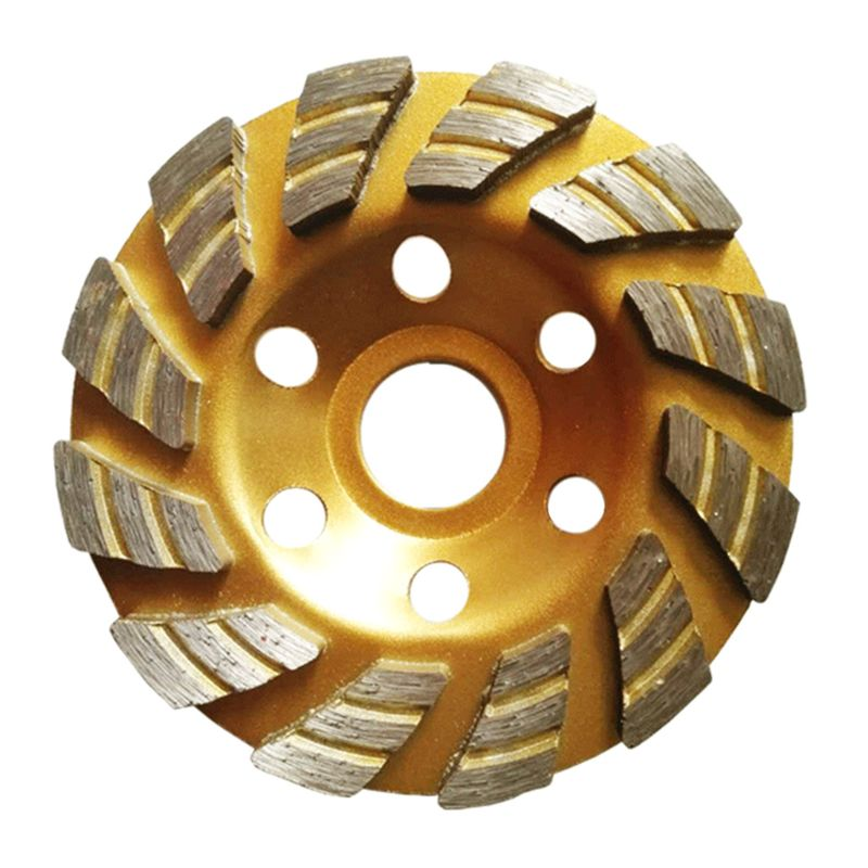 100mm Multifunctional High Hardness Wood Carving Disc Angle Grinder Accessories Y98E