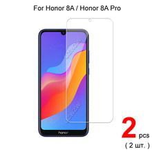 For Honor 8A / Honor 8A Pro Premium 2.5D 0.26mm Tempered Glass Screen Protector For Honor 8A Protective Glass