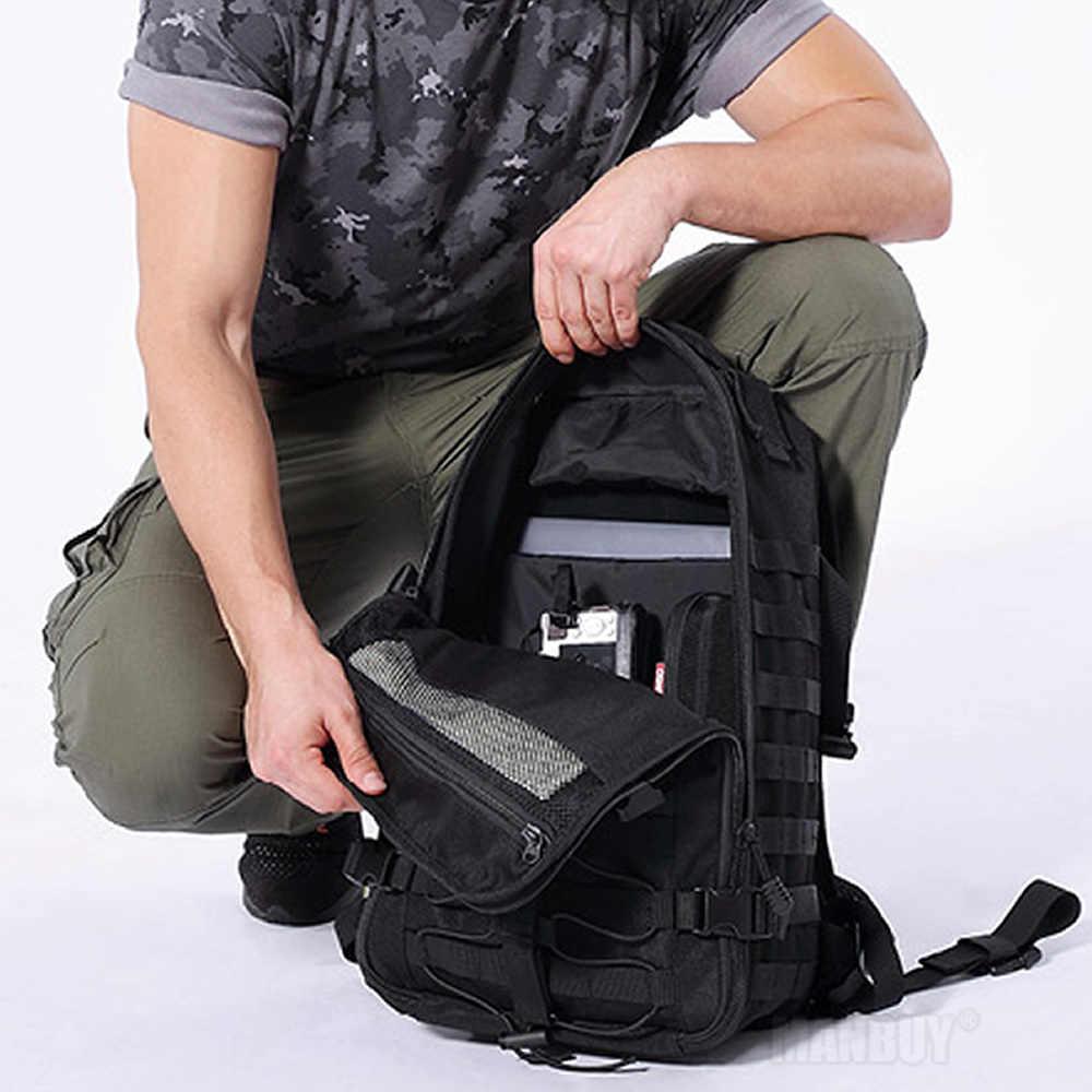 NITECORE 25L Rucksack BP25 mit Erweiterungen Multi-zweck Tragen-proof Nylon Werkzeuge Tasche Exquisit Gestalteten mit Ergonomischen Komfort