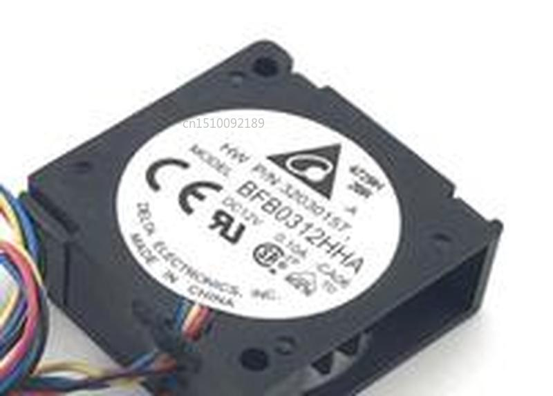 For BFB0312HHA Free Shipping For Delta 12V 0.10A 3012 3 Cm Blowing Small Fan